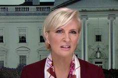 "The set of ""Morning Joe"" reacted with a mix of admiration and envy to news that Roseanne's return to television this week had been a ratings monster. On Thursday co-host Mika Brzezinski channeled her inner Regina George after reporting news that Donald Trump had actually called Roseanne to congratulate"