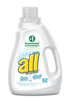 All Free & Clear Detergent