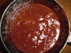 I THINK THAT A GOOD SAUCE MEANS IT WILL CUT GREASE, NOT TO SWEET, AND WILL MAKE BREAD DISSOLVE IN YOUR MOUTH. THIS RECIPE WE CAME UP WITH MANY YEARS AGO YOU WILL NOT LIKE IT YOU WILL LOVE IT AND IT STAYS GOOD A LONG TIME IN THE REFRIG.