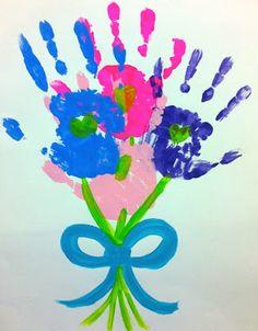 #DIY #Mothers Day Idea www.kidsdinge.com