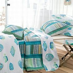 Fishy sheets from The Company Store