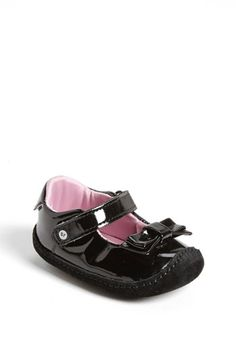 Stride Rite 'Crawl - Brilliant Blaire' Mary Jane (Baby Girls) available at #Nordstrom