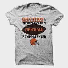 Football is importanted, Order HERE ==> https://www.sunfrog.com/Sports/Football-is-importanted.html?id=41088 #christmasgifts #xmasgifts #footballlovers