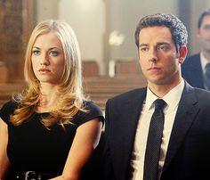 Chuck Bartowski and Sarah Walker
