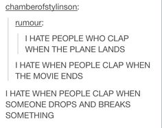 Funny tumblr posts. I get the first two. Not the last one tho.