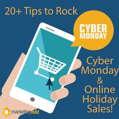 20+ Tips to Zoom Cyber Monday and Holiday Sales with Social Media Marketing