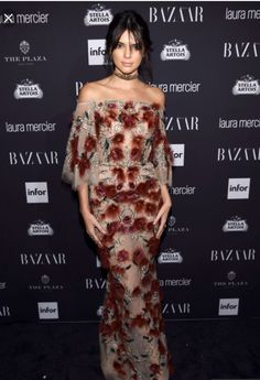 Kendall Jenner @ Harper's Bazaar celebration of the icons event 9th September 2016