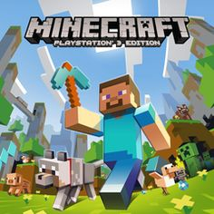 Minecraft: PlayStation®3 Edition (한글판)