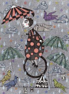 Rainbirds by Judith Clay