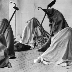 Joseph Beuys kunst is leven, leven is kunst .....