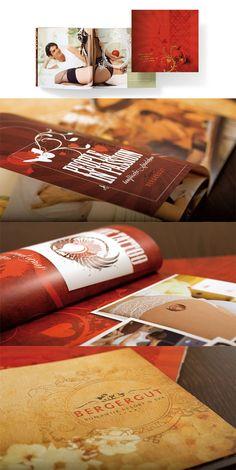 ROMANTIK RESORT & SPA BERGERGUT // Imagebuch: By www.lunik2.com #print #catalogue #image #advertising #marketing #branding #spa #creative #wellness #befirst