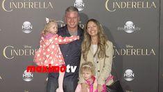 """Rebecca Gayheart & Eric Dane """"Cinderella"""" World Premiere Red Carpet Rebecca Gayheart, Eric Dane, Celebrity Red Carpet, Cinderella, Celebrities, Disney, Youtube, Celebs, Youtubers"""
