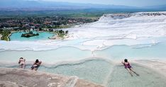Pamukkale, Turkey | 10 natural wellness getaways to soothe your soul | MNN - Mother Nature Network