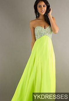 Lime Green To Make A Scene <3