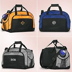 Groomsman Gift - Personalized Ultimate Sport Bag