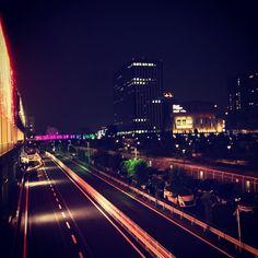 #building #road #light #tokyo #odaiba
