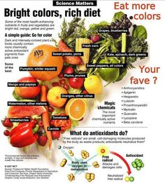 #Eat #bright #colors! #health #fitness