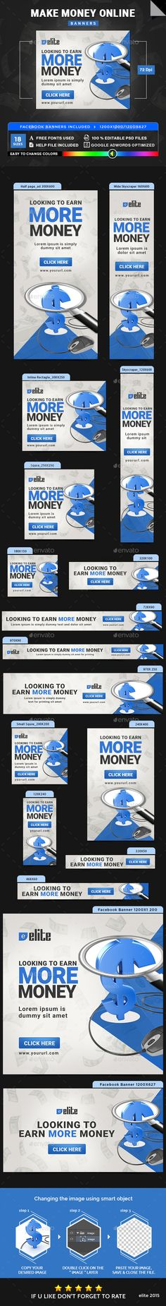 Tours \ Travel Banners Banners, Banner template and Font logo - money coupon template