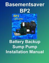 sump pump bp2 battery powered backup sump pump u0026 operation manual - Watchdog Sump Pump