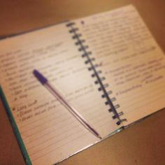 Day 85 - back to basics! Old school brain storming the expansion of Heaven Touched, watch this space.. #100DaysOfHappiness