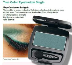 Try something new! Our Singles are an easy and affordable way to experiment with new shades plus they are compact and easy to take on the go. #Avon http://shop.avon.com/product.aspx?pf_id=48856