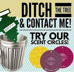 BUY 5 GET 1 FREE - Scent Circles are known to make your car smell great! Over 80 scents to choose from. https://anazario.scentsy.us/shop/c/3409/combine-and-save