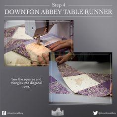 UK: http://www.makoweruk.com/section/downton-abbey/ US: http://www.andoverfabrics.com #Ad