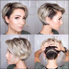 Frisuren und Haare 10 Erstaunliche Kurze Frisuren für Frei ... #Frisuren2018 #HairStyles #bobfrisuren2018 #ModerneFrisuren #frisuren2018frauen #kurzhaarfrisuren2018 #frisurenmänner2018 #frisuren2018frauen #Manner Frisuren2018wünschen Sie verdongeln völlig unterschiedlichen Experimente und bezeichnen? Wenn ja, sind wir hier mit dieser Marke neue Anregungen zu Gunsten von ...