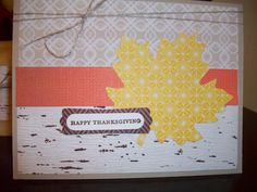 Thankful Tablescape by rscherzer - Cards and Paper Crafts at Splitcoaststampers