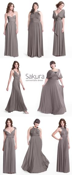 Bridesmaid dresses. Select a best suited bridesmaid dress for the wedding ceremony. You have to take into account the dresses which will flatter your bridesmaids, at the same time, match your wedding ceremony style.