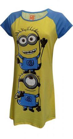 Despicable Me Minions Night Shirt