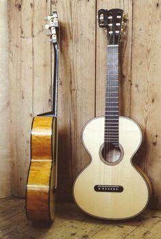 Gary Southwell, Roundloff historic guitar
