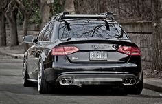 Tagmotorsports - Audi S4 on CV2                                                                                                                                                      More