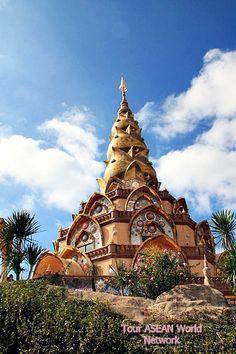 Temple(วัดผาซ่อนแก้ว) Lampang North THAILAND www.touraseanworld.com