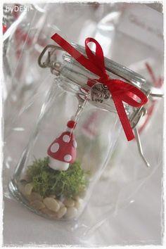eine portion gl ck geschenk im glas gift in a jar pinterest. Black Bedroom Furniture Sets. Home Design Ideas