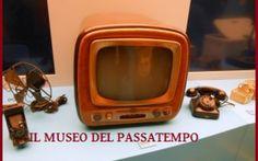 """Il """"Museo del passatempo"""", da visitare a Rossiglione #viaggi #passatempo #museo #giochi #epoca"""