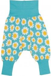 Frugi Parsnip Pants - sunflowers (0-3 years)