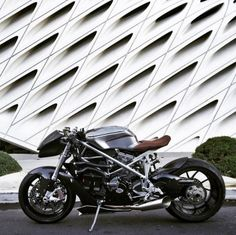 """""""RAFFALE"""" Ducati 1098 by Apogee Motoworks www.apogeemotoworks.com found via CUSTOMBIKE """"THE PASSION OF SPEED"""" More bikes here."""