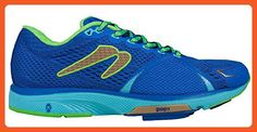 Newton Gravity V Women's Running Shoes - 5.5 - Blue - Athletic shoes for women (*Amazon Partner-Link)