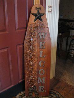 Ironing Board...
