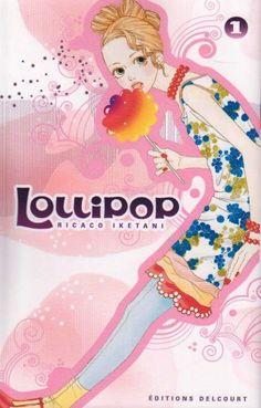 Lollipop, Vol. 1.  Manga