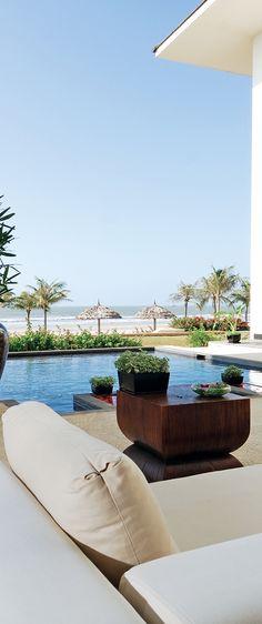 Vacation in Vietnam...Princess d'Annam Resort & Spa