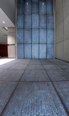 Tech Focus: Lucem, LUCEM, translucent concrete wall