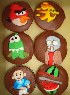 iPhone app cupcakes
