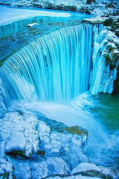 Cedar Cliff Falls,Cedarville,Ohio Beautiful Photos Of Nature, Beautiful Places To Travel, Best Places To Travel, Amazing Nature, Wonderful Places, Places To See, Cedarville Ohio, Waterfall Wedding, Holiday Places