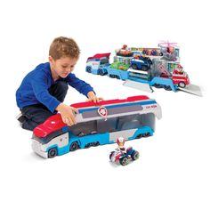 Camion Pat'patrouilleur (paw Patrol) - Taille : Taille Unique Toy Cars For Kids, Toys For Girls, Kids Toys, Paw Patrol Gifts, Paw Patrol Toys, Boy Car Room, Ryder Paw Patrol, All Power Rangers, Frozen Toys