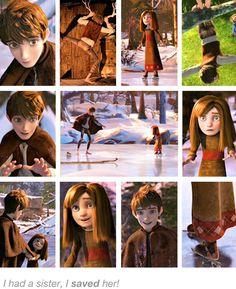 Jack and his sister Disney Wiki, Disney And Dreamworks, Disney Pixar, Jack Frost, Rapunzel, Jackson Overland, Disney Movies To Watch, Rise Of The Guardians, Columbia Pictures