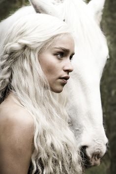 Daenerys Targaryen is too much  'Game Of Thrones' perfection.