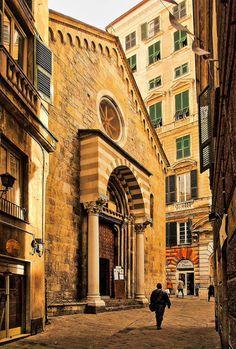 Chiesa di S.Donato-Genova