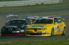 Alfa 156 racing
